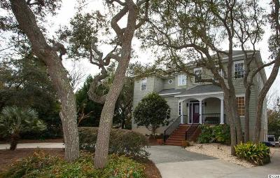 Myrtle Beach Single Family Home For Sale: 411 32nd Ave N