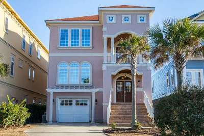 Myrtle Beach Single Family Home For Sale: 424 W Palm Dr.