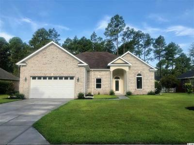 Myrtle Beach Single Family Home For Sale: 4258 Congressional Drive