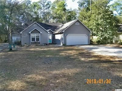 Little River Single Family Home For Sale: 4440 Live Oak Dr.