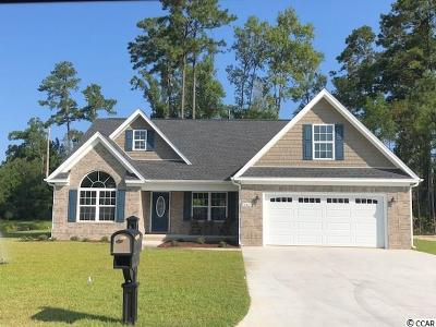 Aynor SC Single Family Home Active-Pend. Cntgt. On Financi: $259,200