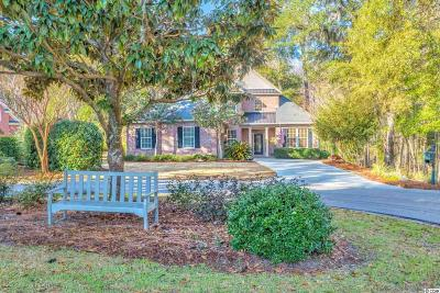 Pawleys Island Single Family Home Active-Pend. Cntgt. On Financi: 1092 Doral Drive