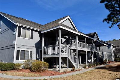 Surfside Beach Condo/Townhouse Active-Pending Sale - Cash Ter: 1870 Auburn Lane #20-G