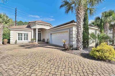 Myrtle Beach Single Family Home For Sale: 7642 Triana Ct.