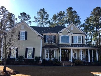Murrells Inlet Single Family Home Active-Pend. Cntgt. On Financi: 170 Knotty Pine Way