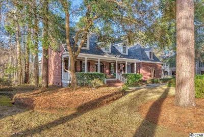 Pawleys Island Single Family Home For Sale: 56 Oakmont Drive