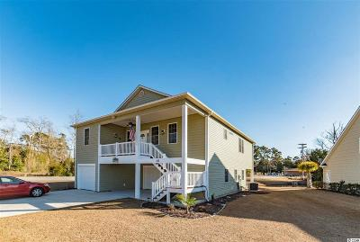 North Myrtle Beach Single Family Home For Sale: 103 Cashmere Ln.
