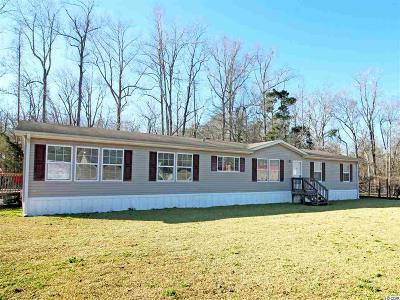 Conway SC Single Family Home For Sale: $100,000