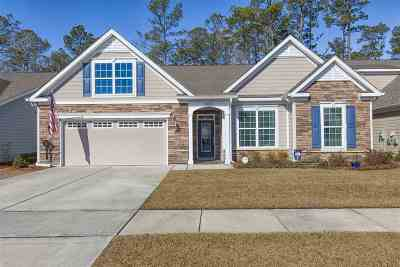 Myrtle Beach Single Family Home For Sale: 1832 Willowcress Lane