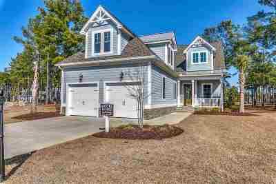 Myrtle Beach Single Family Home For Sale: 646 Waterbridge Blvd