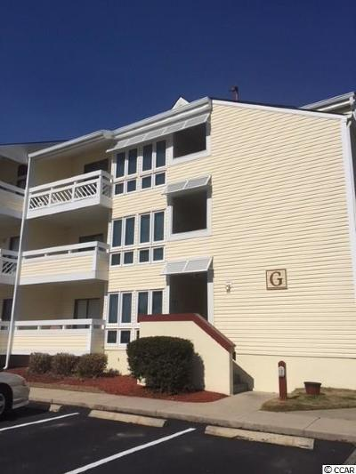 North Myrtle Beach Condo/Townhouse For Sale: 1100 Possum Trot Rd #G-325
