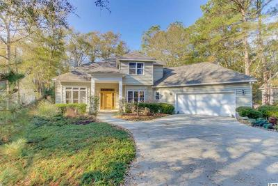 Pawleys Island Single Family Home For Sale: 1142 Club Circle