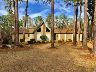 Loris Single Family Home For Sale: 981 Stadium Drive