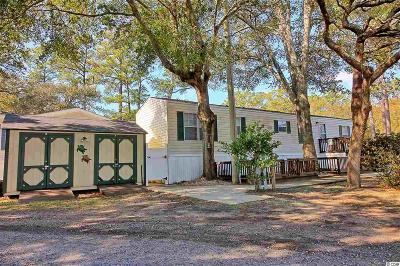 Garden City Beach Single Family Home For Sale: 349 E Canal St.