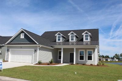 Myrtle Beach Single Family Home Active-Pend. Cntgt. On Financi: Tbd Swansong Circle