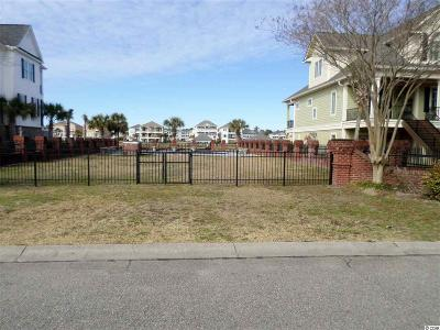 Georgetown County, Horry County Residential Lots & Land For Sale: Lot 60 Waterway Dr
