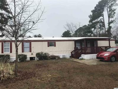 North Myrtle Beach Single Family Home For Sale: 928 Baron Lane