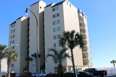 North Myrtle Beach Condo/Townhouse For Sale: 3513 S Ocean Blvd Unit 905 #905