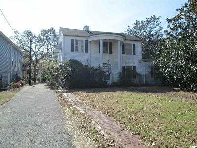 Myrtle Beach Single Family Home Active-Pending Sale - Cash Ter: 5907 Haskell Circle