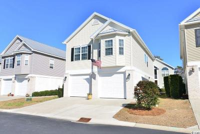 North Myrtle Beach Single Family Home Active-Hold-Don't Show: 1611 Cottage Cove Circle
