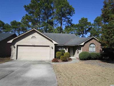Myrtle Trace Single Family Home For Sale: 214 Cedar Ridge Ln.