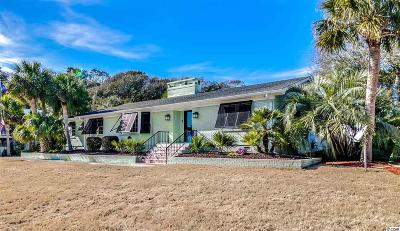 Single Family Home For Sale: 8707 N Ocean Blvd