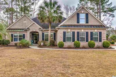 Murrells Inlet Single Family Home Active-Pend. Cntgt. On Financi: 5619 S Blackmoor Drive
