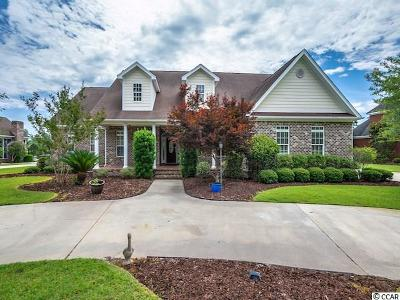 Murrells Inlet Single Family Home For Sale: 123 Creek Harbour Circle
