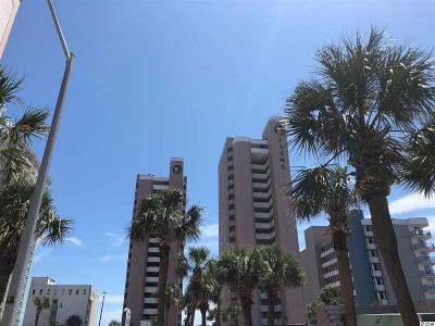 Myrtle Beach SC Condo/Townhouse For Sale: $199,900