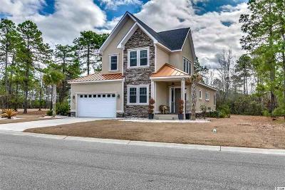 Myrtle Beach Single Family Home For Sale: 1240 Fiddlehead Way