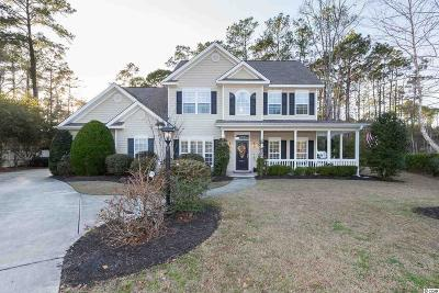 Murrells Inlet Single Family Home For Sale: 4014 Pine Needle Court