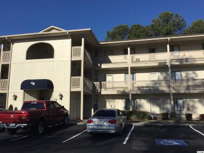 Little River Condo/Townhouse Active W/Kickout Clause: 4107 Pinehurst Circle #DD1