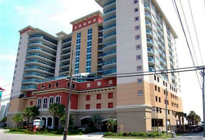 North Myrtle Beach Condo/Townhouse For Sale: 1321 S Ocean Blvd #602