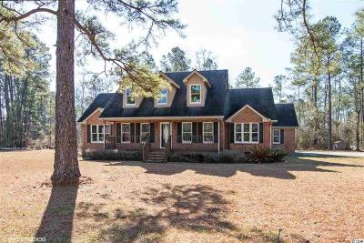 Little River Single Family Home Active-Pend. Cntgt. On Financi: 2190 Worthams Cut Off Rd