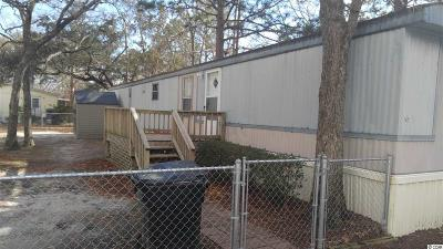 Myrtle Beach SC Single Family Home For Sale: $39,500
