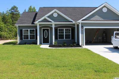 Conway SC Single Family Home Active-Pend. Cntgt. On Financi: $165,250