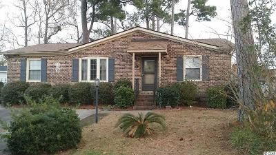 North Myrtle Beach Single Family Home Active-Pend. Cntgt. On Financi: 1102 Whispering Cove