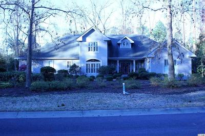 North Myrtle Beach Single Family Home For Sale: 1228 Tidewater Drive