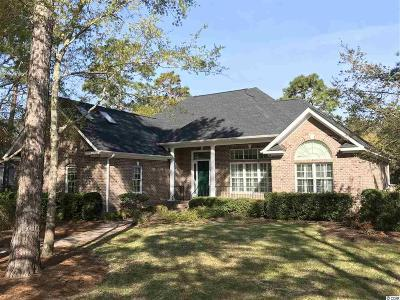 Pawleys Island Single Family Home For Sale: 130 Running Oak Ct