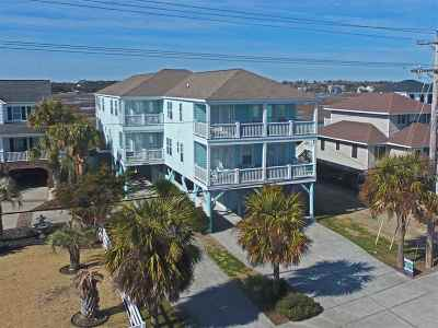 Garden City Beach Multi Family Home For Sale: 896 S Waccamaw Drive