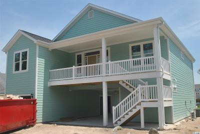 North Myrtle Beach Single Family Home For Sale: 1103 Strand Avenue