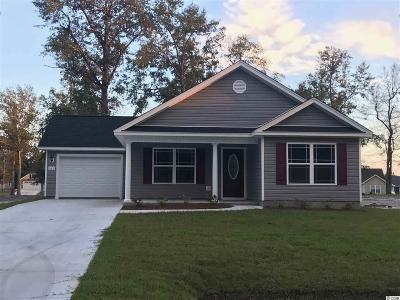 Galivants Ferry SC Single Family Home For Sale: $162,900