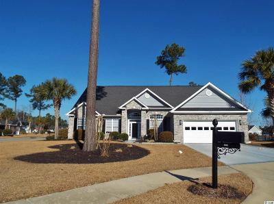 Myrtle Beach Single Family Home For Sale: 6301 Dawn Court