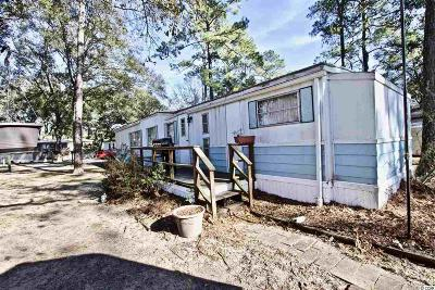 Murrells Inlet SC Single Family Home For Sale: $49,900