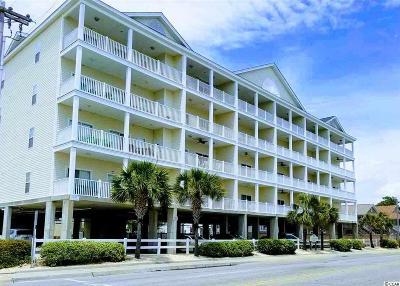 North Myrtle Beach Condo/Townhouse For Sale: 820 S Ocean Blvd #203