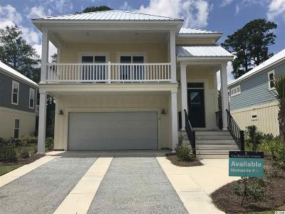 Murrells Inlet Single Family Home For Sale: 38 Pinnacle Drive