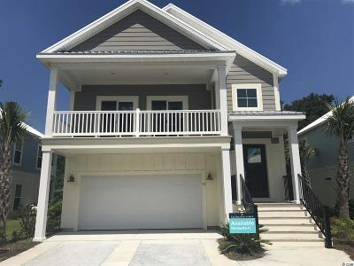 Murrells Inlet Single Family Home For Sale: 18 Pinnacle Drive