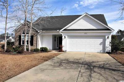 Murrells Inlet Single Family Home For Sale: 4008 Emerald Bay Ct