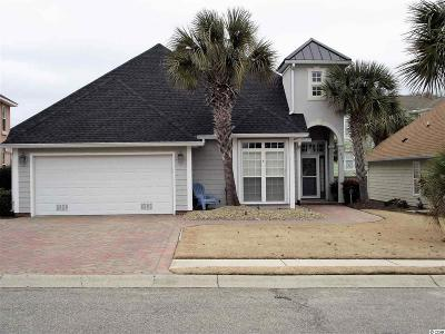 North Myrtle Beach Single Family Home For Sale: 1417 Landfall Drive