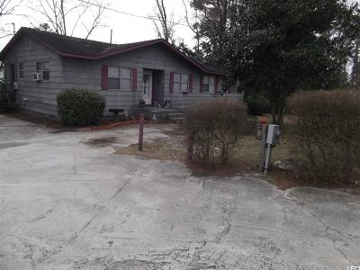 Little River Single Family Home For Sale: 11660 Hwy 90